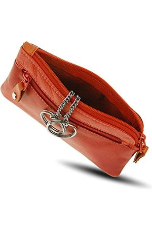 Visconti RB69 Geldbörse aus weichem Leder, mit Schlüsselanhänger