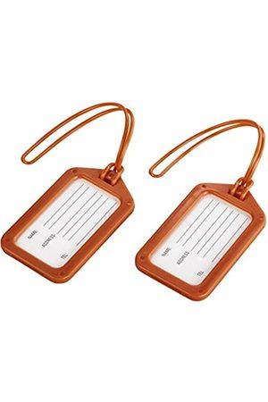 hama Kofferanhänger mit Adressschild