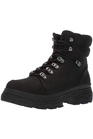 JSLIDES Women's Reign Snow Boot, Black