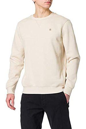 G-Star Herren Premium Core Sweatshirt, /Khaki (whitebait-C235-1603)