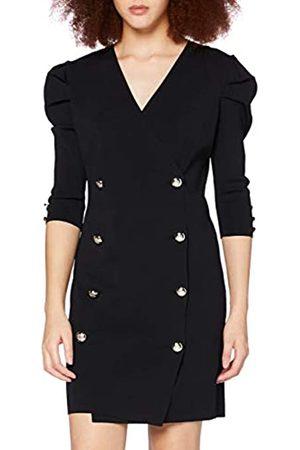 Morgan Damen Robe Tricot Tailleur Rmvoit Abendkleid