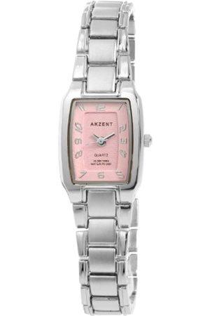 Akzent Damen-Uhren mit Metallband SS7123800061