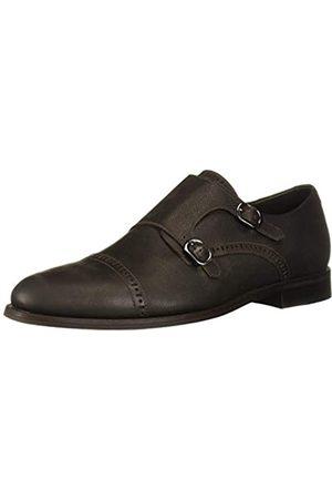 Marc Joseph New York Herren Leather Double Monk Dress Shoe Oxford