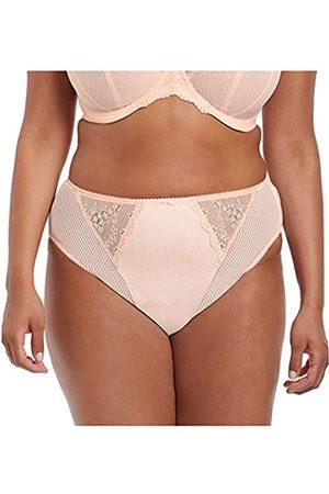 Elomi Damen Charley Waist High Cut Leg Brief Unterhose, -Ballet Pink