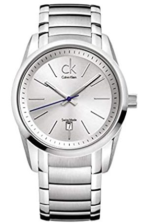 Calvin Klein Herren-Armbanduhr XL Wingmate Analog Edelstahl K9511104