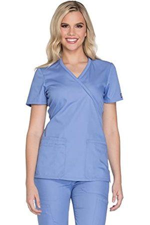 Cherokee Damen Workwear Core Stretch Mock Wrap Scrubs Shirt Krankenhauskleidung