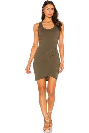 Bobi Supreme Jersey Mini Dress in . Size XS, S.