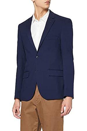 FIND Amazon-Marke: Herren Blazer Stretch Slim Fit, 56R