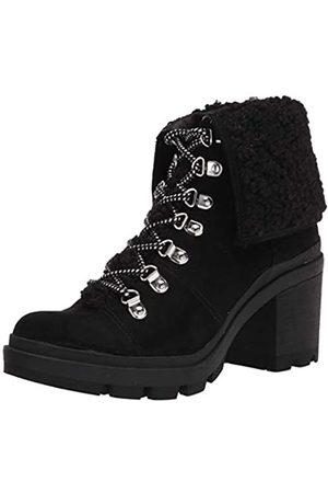 Rampage Women's Moto Fashion Boot, Black