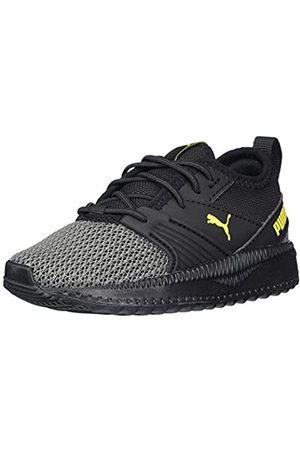 PUMA Pacer Sneaker, Black Black-Dandelion