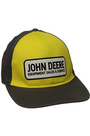 John Deere Herren Strech Band Cap Patch Logo - - Einheitsgröße