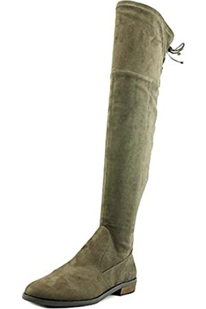 Vince Camuto Crisintha Women US 9.5 Tan Over The Knee Boot