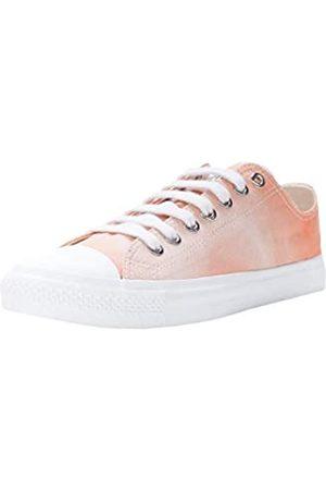 ETHLETIC Unisex Sneaker Lo Fair Trainer White Cap Lo Cut Little Blush   just White 37 Fair   Vegan   Nachhaltig