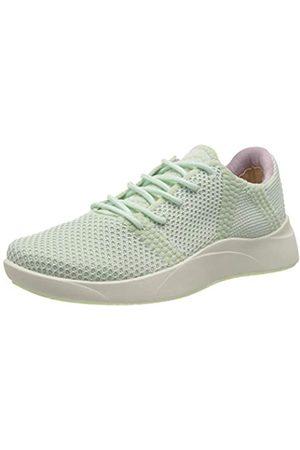 Legero Damen Balloon Sneaker, (Aqua Green)