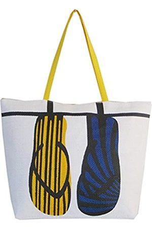 HatQuarters Extra große Sommer-Flip-Flops Strandtasche