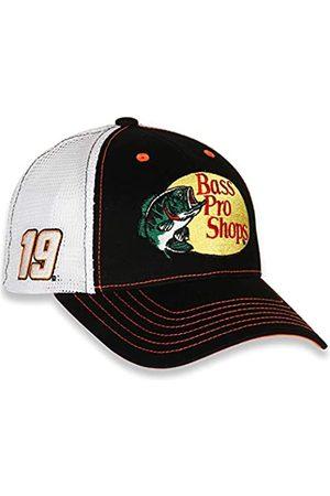 Checkered Flag Sports Herren Caps - NASCAR 2021 Vintage Sponsor Trucker Mesh Verstellbare Mütze Cap