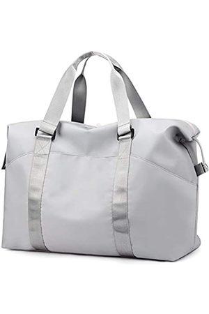 PlasMaller Sporttasche Reisetasche mit Tasche für trockene Nass- und Schuhfach für Damen und Herren - LICHUBD-05-03