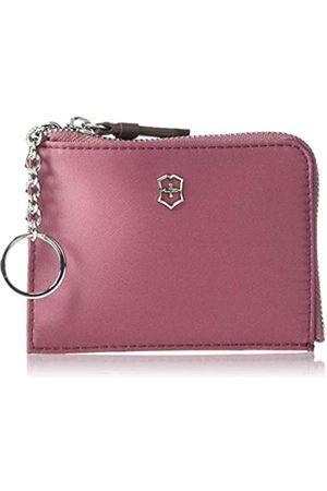 Victorinox Damen Victoria 2.0 Schlüsselhalter Continental Geldbörse mit RFID-Schutz Cassis, 7