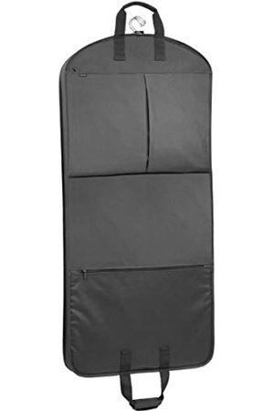WallyBags Kleidersack für Reisen und besondere Anlässe mit Zwei Taschen - 805 Black