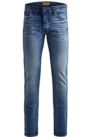 JACK & JONES Male Slim Fit Jeans Glenn ICON JJ 357 50SPS 3134Blue Denim