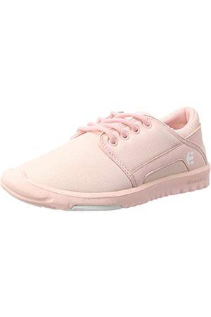 Etnies Damen Scout Sneaker, Pink/Pink/White
