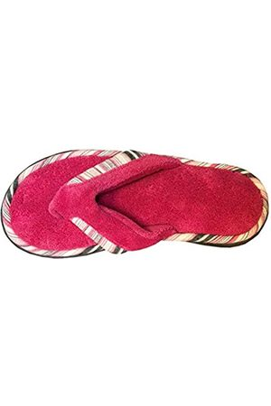 Isotoner Women's Mandy Microterry Thong Slipper