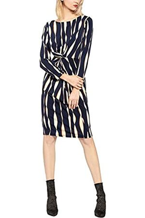 Apart Damen Freizeitkleider - APART Damen Jerseykleid mit U-Boot Ausschnitt