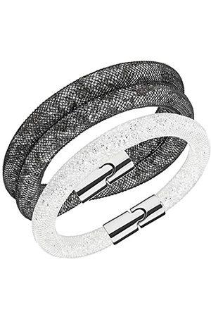 Swarovski Damen-Schmuckset Stardust Armbandset Kunststoff Kristall-5185001