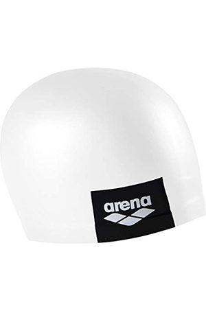 Arena Damen Sport BHs - Badekappe Logo Moulded, Unisex-Erwachsene, Logo Moulded Swim Cap