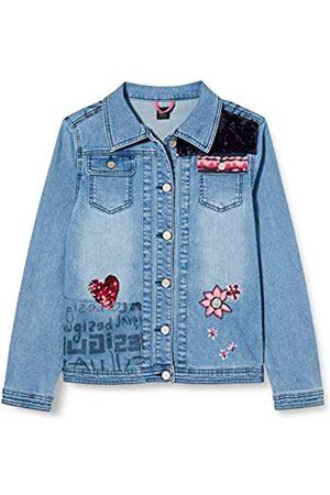 Desigual Girls CHAQ_CEREZAS Denim Jacket