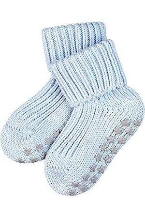Falke Unisex Baby B HP Hausschuh-Socken Catspads Cotton, Baumwolle, 1 Paar, 12-18 Monate (80-92cm), Blickdicht
