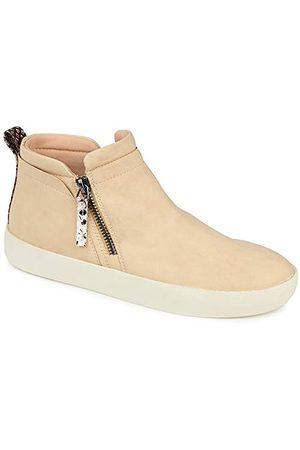 Journee Collection Lässige und modische Damen-Sneakers., (taupe)