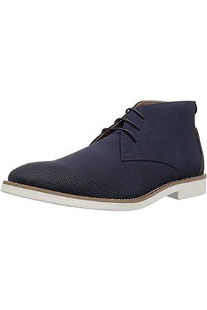 Madden M-Baskit Chukka-Stiefel für Herren, Blau (Marineblau (Veloursleder))