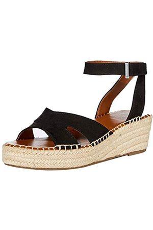 Franco Sarto Damen Penne Espadrille Keilabsatz Sandale