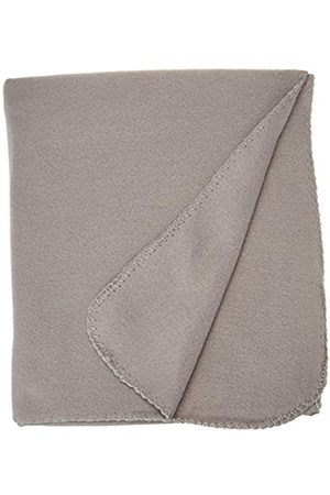 Lewis N. Clark Fleece Blanket for Airplane and Hotel Travel, Cozy
