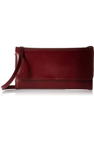 Claire Chase Women's Tri-fold Crossbody Wallet