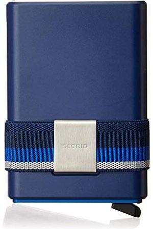 Secrid Cardslide Brieftasche mit RFID Schutz 9.5 cm Blue