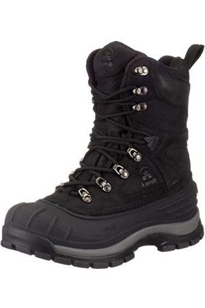 Kamik Men's Patriot Winter Boot,Black