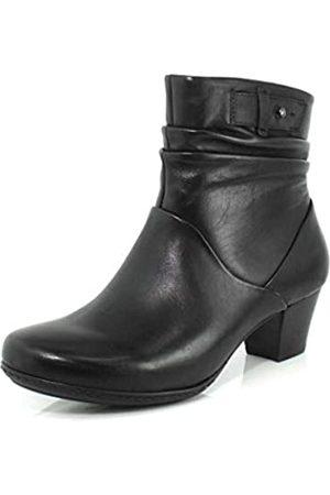 Earth Womens Calgary Winnipeg Black Boot - 10 M