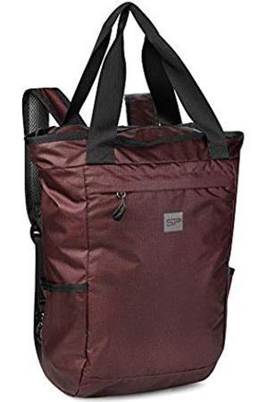 Spokey Herren Shopper - OSAKA 2-in-1 Rucksack und Tasche 20 l, mit Notebook-Fach, 100% Polyester Ripstop, 42 x 25 x 13 cm, verstellbare Schultergurte, 2 Tragegriffe, 5 Innentaschen