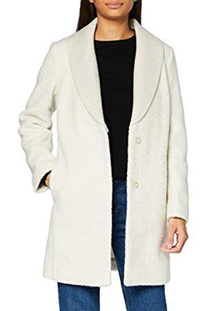 Sisley Damen Regular Mantel COAT