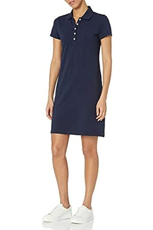 Nautica Damen Easy Classic Short Sleeve Stretch Cotton Polo Dress Freizeitkleidung