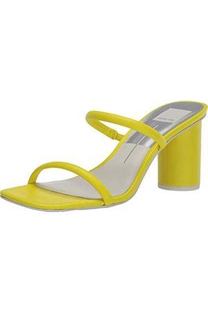 Dolce Vita Noles Neon Yellow Leather 10