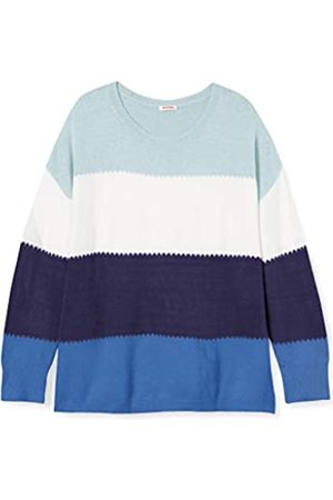 Damart Damen Pull Colorblock THERMOLACTYL-63240 Pullover