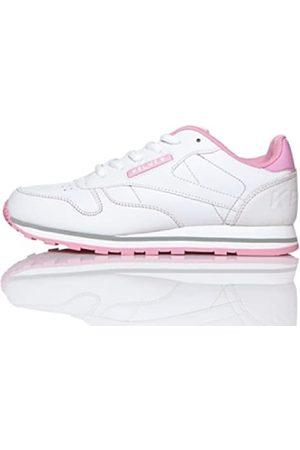 kelme Damen Victory Sneakers, Elfenbein (White/ )
