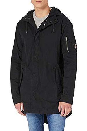 Superdry Mens Service Fishtail Parka Jacket