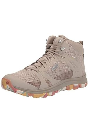 Keen Damen TERRADORA II MID WP-W Hiking Boot, Brick Dust/Birch