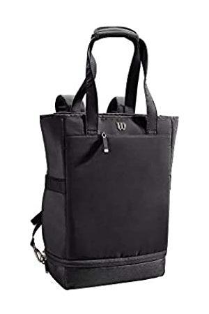 Wilson Sporting Goods Unisex-Erwachsene WOMENS TOTEPACK BLACK Tasche