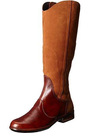 Naot Damen Shamal Boot, (Hawaii Nubuk/Gepäck Leder)