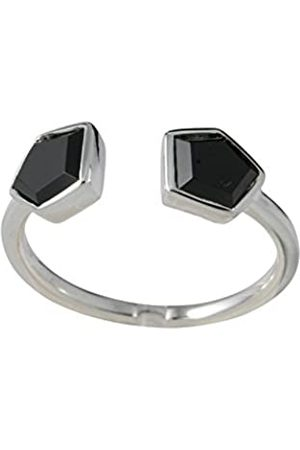 Canyon Damen Ring, Silber, Onyx, 50 (15.9)